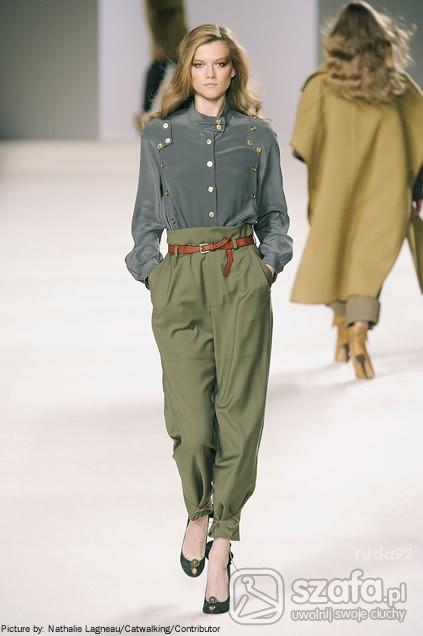 Eleganckie I need military style