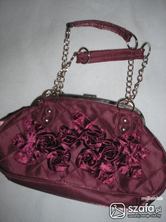 Eleganckie piękna torebka