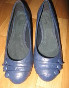 koturny niebieskie 39 NOWE guziczki