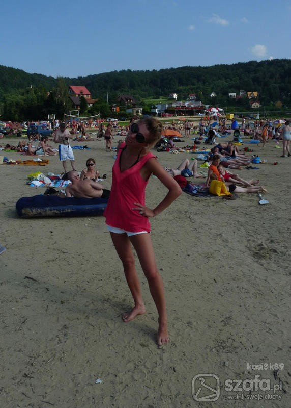 Sportowe plażowooo