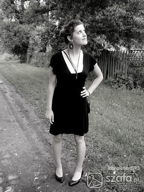 Mój styl black uwielbiam