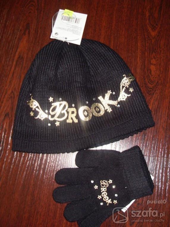 Komplety czapeczka i rękawiczki cena z wysyłka