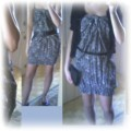 sukienka ze spódnicy