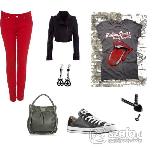 Mój styl Rockowo