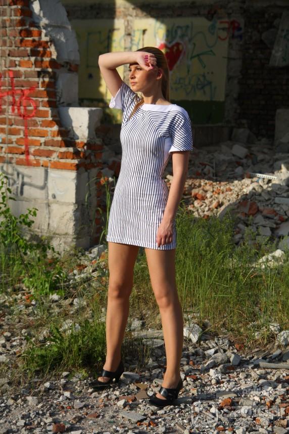 Mój styl Sukienka wg mojego projektu