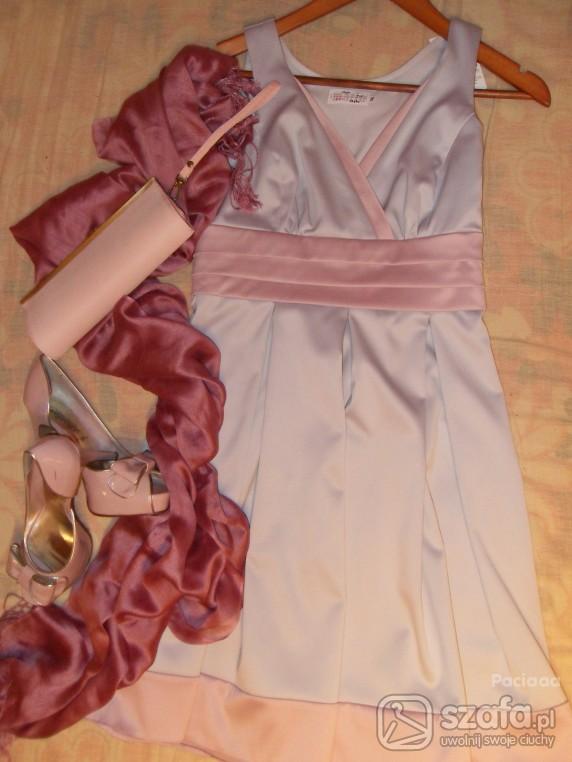 Na specjalne okazje sukienka świadkowej