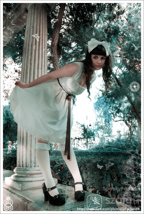 Mój styl Alice in Wonderland