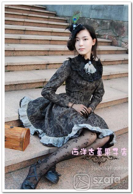 Mój styl Elegant Gothic Lolita