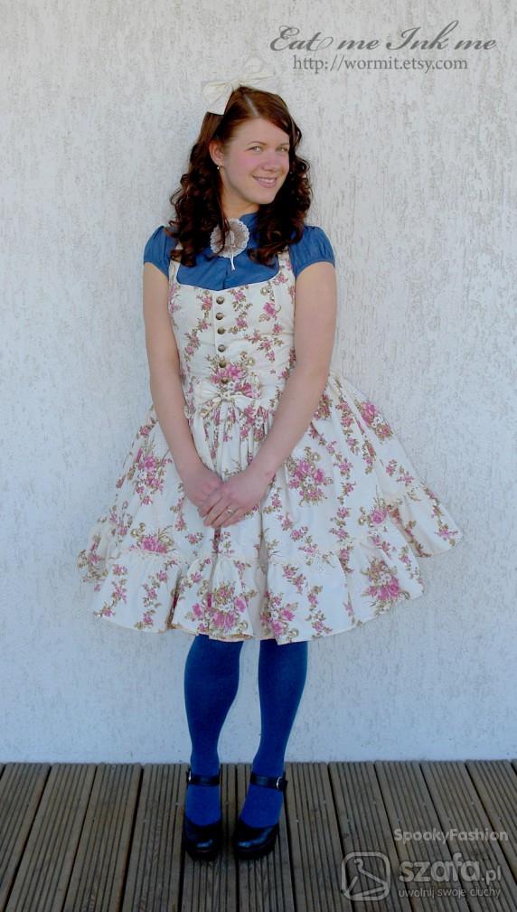 Mój styl Classic Lolita