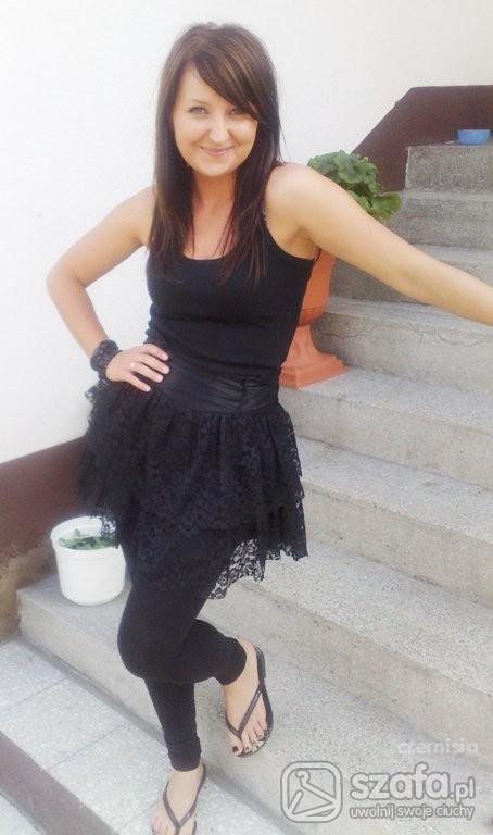 Mój styl czerń