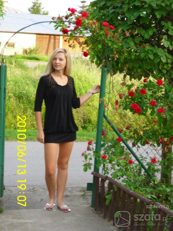 Mój styl letni wieczorek różyczki