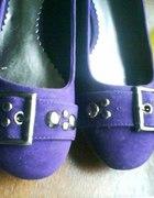 Moje fioletowe buciki