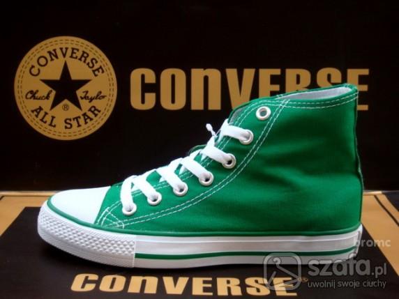 Converse za kostke zielone 41