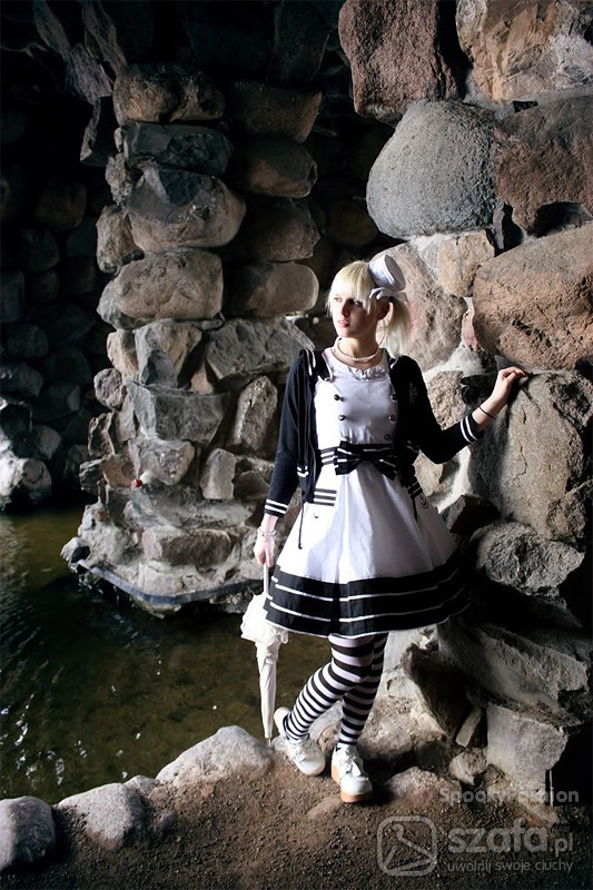 Mój styl Sailor Lolita