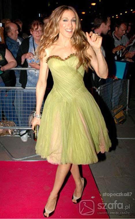Eleganckie Sarah Jessica Parker