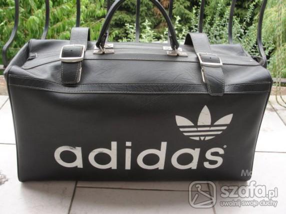 bd29b7f5e Adidas oryginalna torba podróżna ogromna XXL w Torebki na co dzień ...