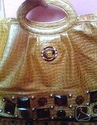 Torba Versace złota z super szkiełkami...