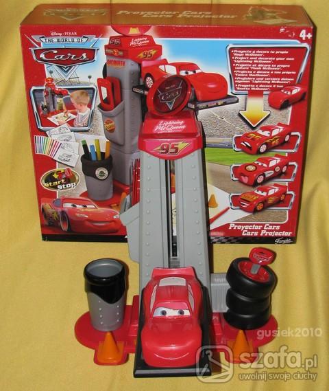 Zabawki Projektor mc queen