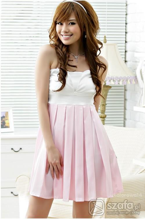 Suknie i sukienki chce kupić