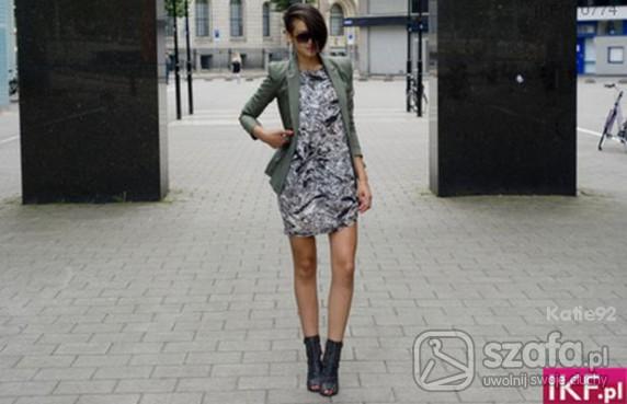 Eleganckie street fashion