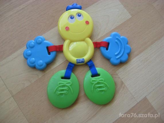 Zabawki ludzik gryzak CHICCO