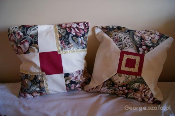 Pozostałe Poszewka poduszka dekoracyjna HANDMADE
