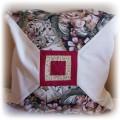 Poszewka poduszka dekoracyjna HANDMADE