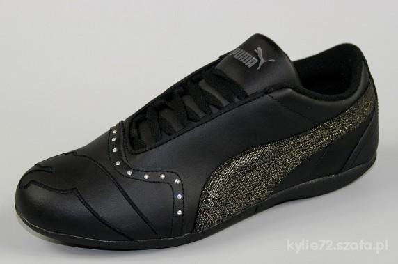 buty Puma z cyrkoniami w Sportowe Szafa.pl