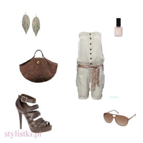 Eleganckie stylistka