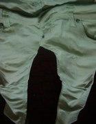 Kolorowe spodnie Co do nich