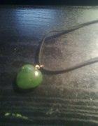Zielone serduszko