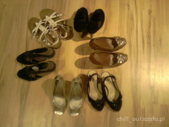 Mój styl buciki