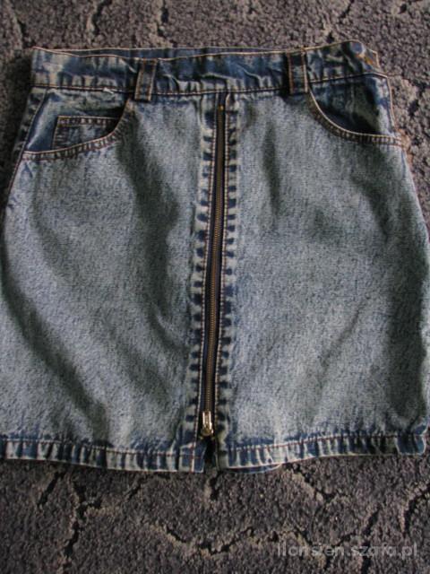 Spódnice Marmurkowa spodenko spódniczka