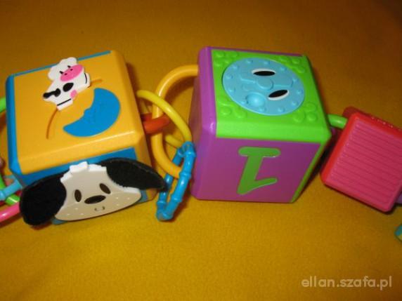 Zabawki Zabawka edukacyjna kostki
