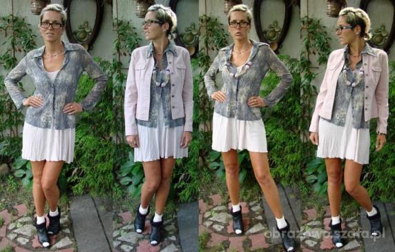 Mój styl Baza i koszula