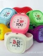 WYSYLKA GRATIS I love Jelly Watch