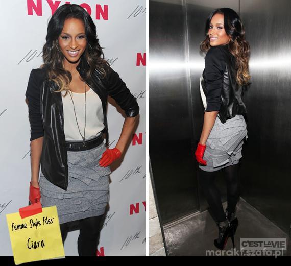 Codzienne Ciara style
