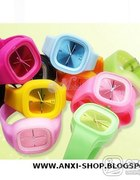 WYSYLKA 0 ZL Jelly watch wskazowki