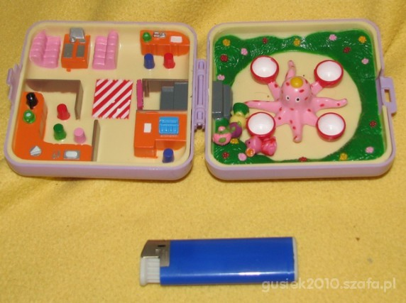 Zabawki Polly pocket mini