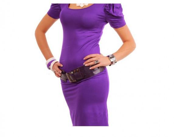 Eleganckie Sukieneczka z bufkami