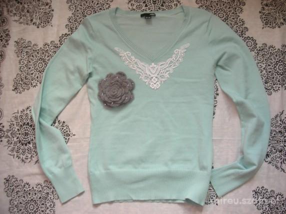 sweter miętus HiM