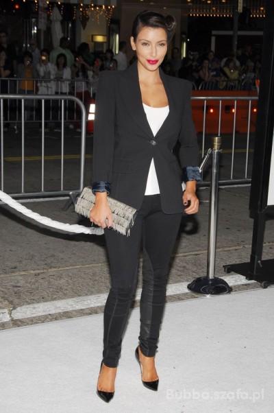 Kim Kadrashian na wieczór