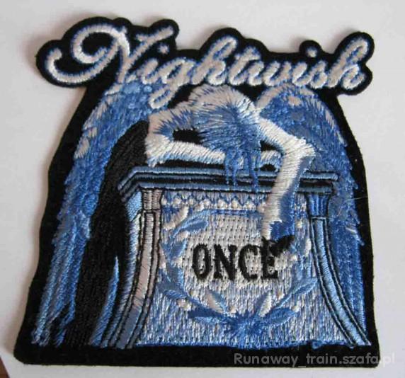 Pozostałe naszywka Nightwish