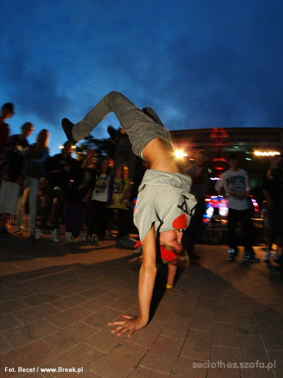 Sportowe taniec