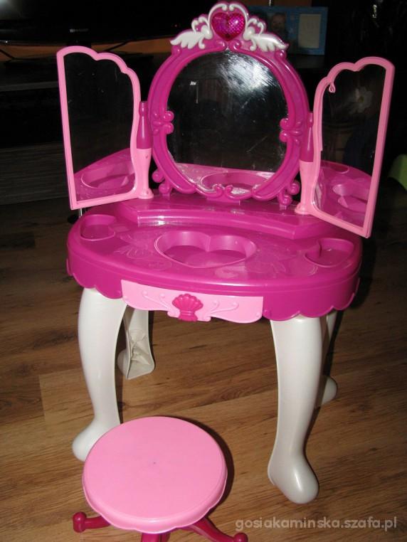 Zabawki Toaletka dla małej damy