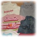 Zestaw ubranek dla dziewczynki 116 122