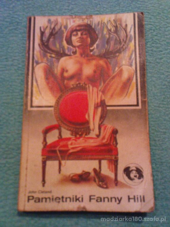 Pozostałe pamietnik Fanny Hill