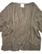 C and A oversize krótki sweter