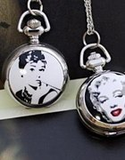 Audrey Hepburn i Marilyn Monroe