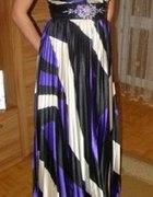 piękna nowa suknia Francoise rozmiar S